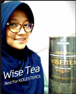 Testimoni Wise Tea Infinesse